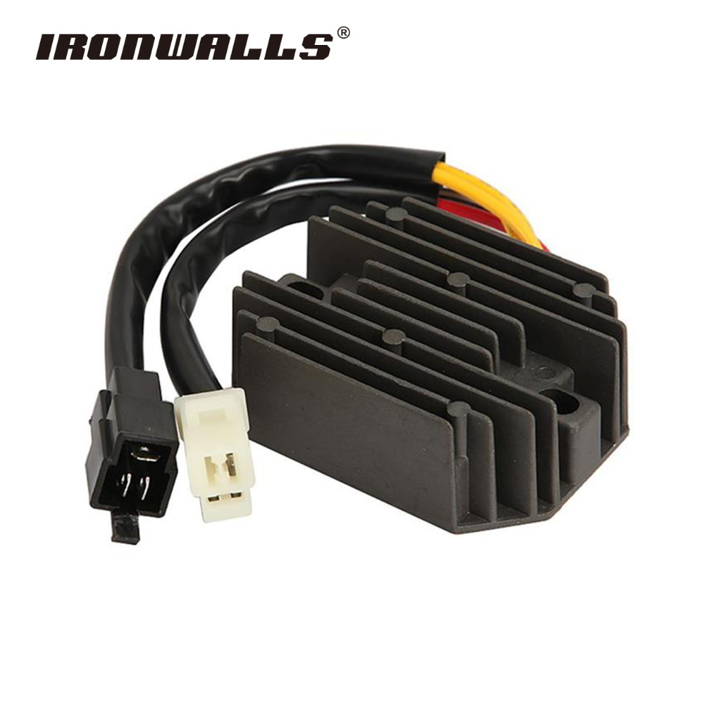 Buy Sv650 Rectifier And Get Free Shipping On Regulator Circuit For Motorcycle Electronic