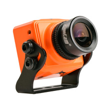New Orange RunCam Swift 600TVL mini camera PAL Fov with 2 3mm lens Base Holder for