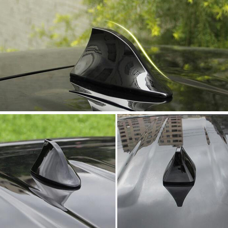 Roof Antenna Shark F Antenna Shark Vehicle Car Radio Antenna Raku 2 for Hyundai