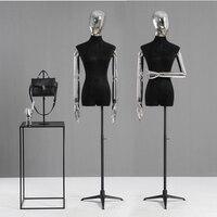 Новое прибытие высокий уровень дисплей Свадебный манекен Dressmaking модель завод прямая продажа
