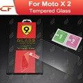 Para motorola moto x 2014x2 xt1097 prima templado de pantalla de cristal protector de pantalla de vidrio a prueba de explosión de cine para moto x 2nd gen