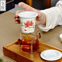 2016 Glassware Ceramics Tea Set Include 1 Pot 2 Cup Glaze High Quality Beautiful And Easy