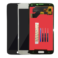 For Samsung Galaxy S5 Lcd SM G900 G900 LCD Display With Touch Screen Digitizer Assembly 100% Tested Adjust Brightness