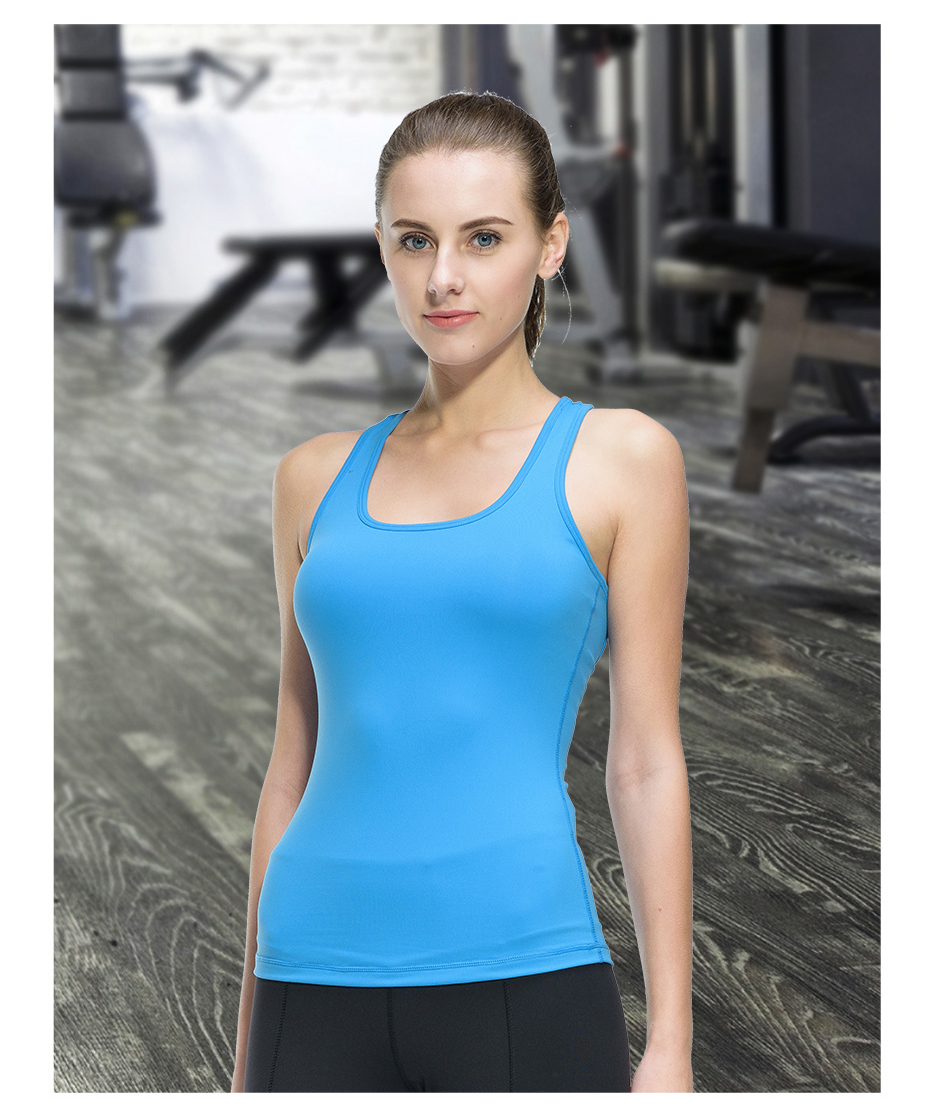 7fe4b88eec48 Ladies Sexy Umbrella Sleeveless Camiseta Fitness Mujeres Deportes Yoga  Running Footing Medias Chaleco Ropa Interior Tank Tops con sujetadores