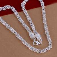 Wholesale Sterling Silver 925 Dragonfly Chain Necklace New Design Pendants Necklace Free Shipping SMTN048
