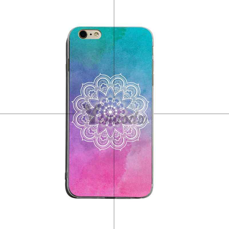 Yinuoda Indiase Patroon Mandala Op Verkoop! Luxe Cool telefoon Case Voor iPhone 8 8 plus 7 7 plus 6 s 6 sPlus XSMax X XS XR