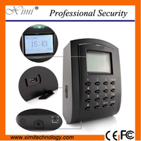 Free Shipping Free Software Tcp/Ip Usb Ic Card Access Control Smart Time Attendance System