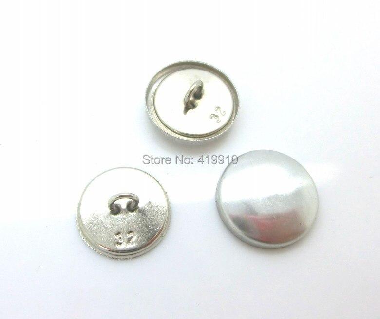 ᗖEnvío libre-100 Sets Tono de aluminio Alambres volver cubierta de ...
