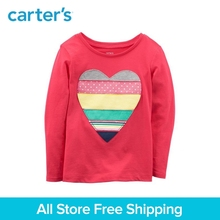 Carter's 1-Piece baby children kids clothing Girl Spring Summer One Of A Kind Jersey Tee 253H749/273H845