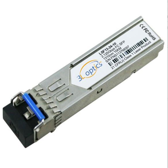 Compatible Huawei SFP-GE-LX-SM1310 Gigabit Single-mode Optical Module 1310nm, 10km, LC
