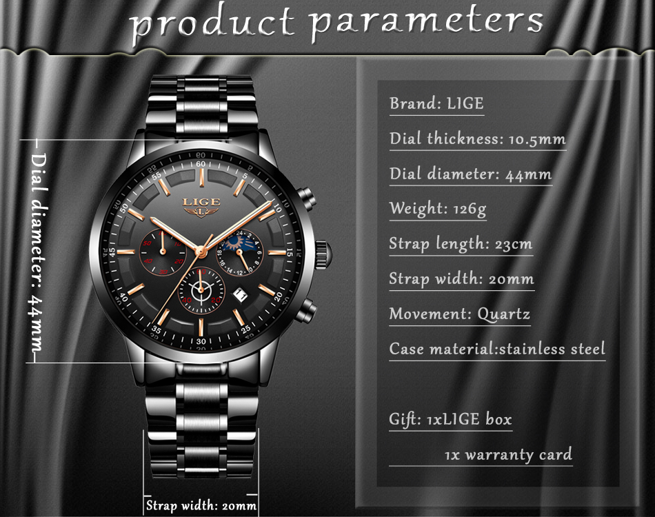 HTB1UStPfWAoBKNjSZSyq6yHAVXam Relojes Watch Men LIGE Fashion Sport Quartz Clock Mens Watches Top Brand Luxury Business Waterproof Watch Relogio Masculino