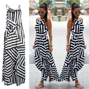Summer Maxi Long Dress New Fas