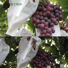 50/Группа винограда мешок анти-птица влаги борьба с вредителями фрукты защиты сумки tela комаров мешок винограда nanch porta bustine