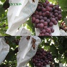50 / Group grape bag Anti-bird Moisture Pest control fruit protection bags tela mosquito bag of grapes nanch porta bustine the