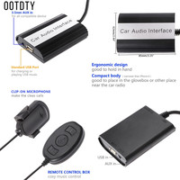 Handsfree Car Bluetooth Kits MP3 Music AUX Adapter Car Audio Interface CD Sound For Volvo HU series C70 S40/60/80 V40 V70 XC70