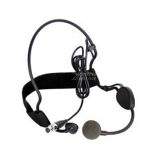 Мини XLR 3 Pin TA3F разъем проводной конденсаторный микрофон гарнитуры Профессиональный майка для SAMSON караоке Беспроводной микрофон Системы передатчик