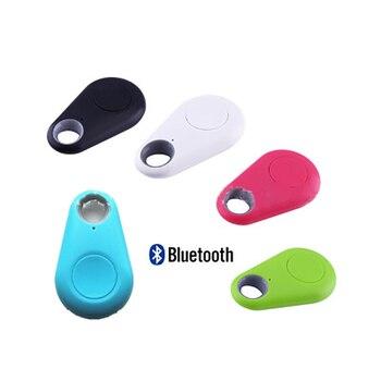 Auto coche mascotas niños motocicleta rastreador impermeable Bluetooth pista alarma clave niño Pet buscador Mini GPS dispositivo de seguimiento