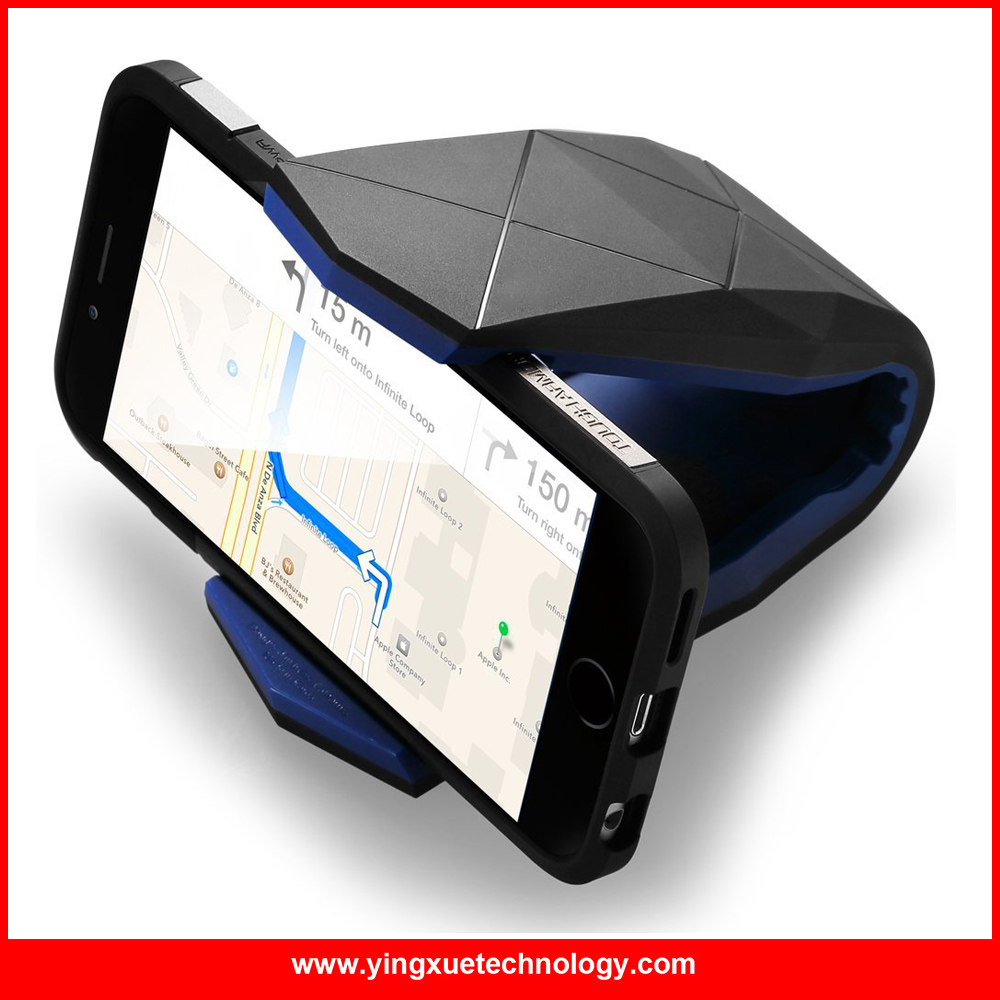 Universal Support De Voiture Dash Cellulaire Mobile Téléphone Intelligent Titulaire Dock Cradle Stand Furtif Support Universel kit Voiture