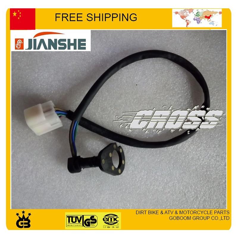 Jianshe 250cc Atv Atv250 Sensor Indicador De Posición De Engranaje Sensor De Posición Interruptor De Posición Sensor Quad Accesorios Envío Gratis