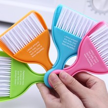 BF040 Mini desktop microwave sweep clean suits brush 10*15cm free shipping