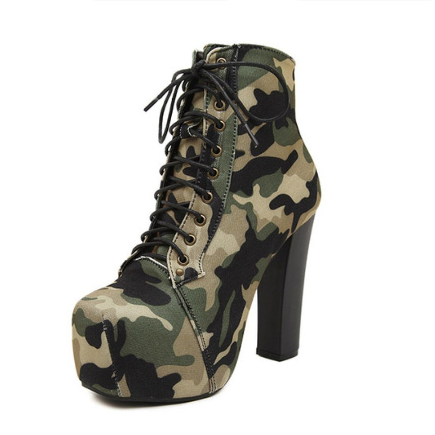 popular camo womens boots buy cheap camo womens boots lots