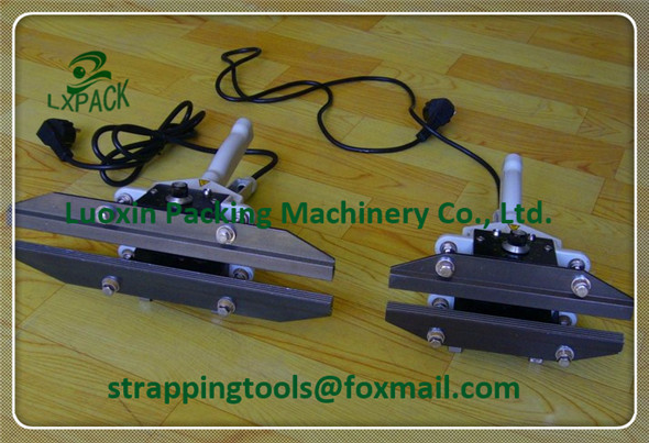 LX-PACK Lowest Factory Price 350mm Foot Sealer Machine Foot Type Constant Heat Sealer Single-sided sealing Double-sided sealing