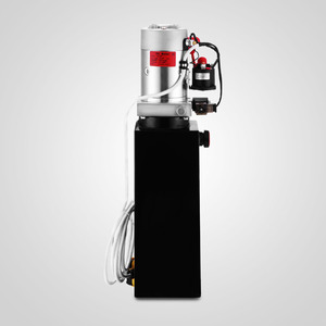 Image 2 - Portable Power Pack Electric Hydraulic Pumpof 10L 10000 psi, 700bar