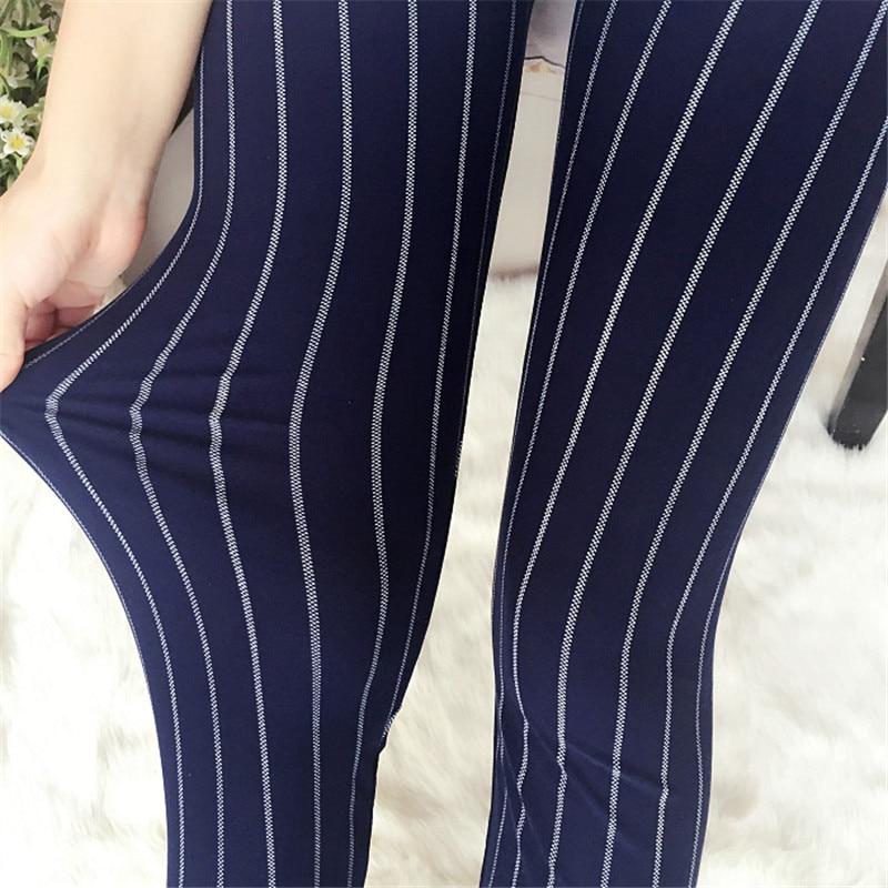 2018 New Summer Women Fashion Thin Stretch   leggings   printed Slim Skinny   legging   elastic Pants