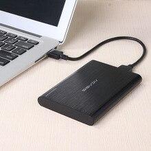 100% Новый Внешний Жесткий Диск 160 ГБ/320 ГБ/500 ГБ Жесткий Диск USB3.0 Устройств Хранения Данных Высокой Скорости 2.5 «HDD Desktop Ноутбук