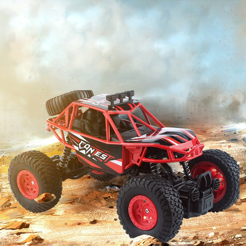 Image 2 - Rc Car 4Wd 2.4Ghz Climbing Car Bigfoot Car Remote Control Model Off Road Vehicle Toy-in RC Cars from Toys & Hobbies