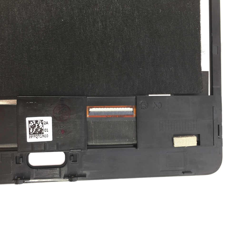 شاشة الكريستال السائل مصفوفة محول الأرقام بشاشة تعمل بلمس الاستشعار اللوحي تجميع الأجزاء مع الإطار ل ASUS ZenPad 3S 10 LTE Z500KL