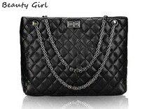 New Women Bag Fashion Bags Black Women PU Leather Handbags Designer Messenger Bags High Quality Women Shoulder Bag EB-0002