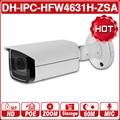 <font><b>DH</b></font> IPC-HFW4631H-ZSA 6MP ip-камера 2,7 ~ 13,5 мм 5X Увеличение Обновление от IPC-HFW4431R-Z Встроенный микрофон слот для sd-карты PoE камера с логотипом