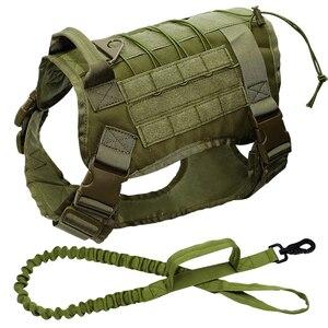 Image 2 - Harnais pour chiens tactique militaire