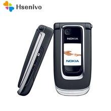 Livraison gratuite Débloqué 6131 Original téléphone Mobile Nokia 6131 Pas Cher GSM Caméra FM Bluetooth Bonne Qualité Téléphone Multi Claviers