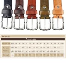 Original Pin Buckle Leather Belt