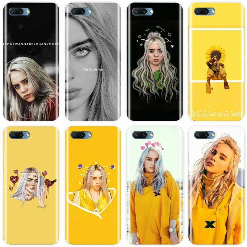 Billie Eilish Khalid น่ารักสำหรับ Huawei MATE 7 8 9 10 20 pro MATE20 lite Honor 8 V8 8C 9 10 V10 NOTE10 ฝาครอบ