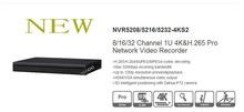 DAHUA 8/16/32CH 1U 4K&H.265 NVR support 2HDD Onvif Without Logo NVR5208-4KS2/NVR5216-4KS2/NVR5232-4KS2