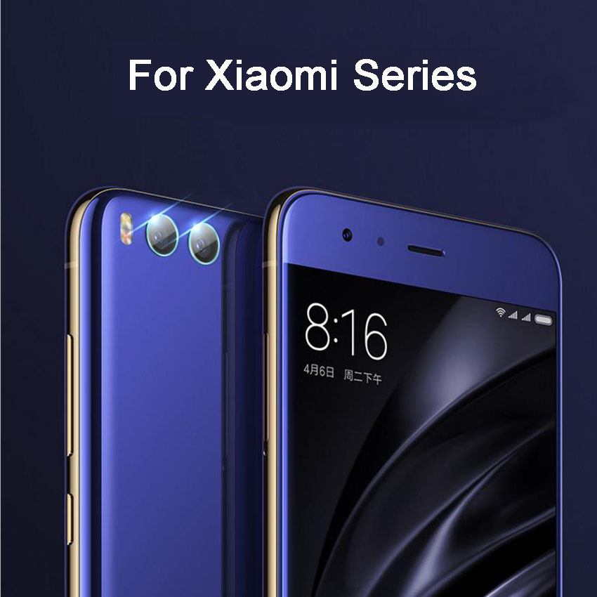 For Xiaomi MIX 2S MAX Note 2 HD Clear Back Camera Lens Protector Film for Mi Mix2 6 5 5S Plus 5X Lens Protective Film