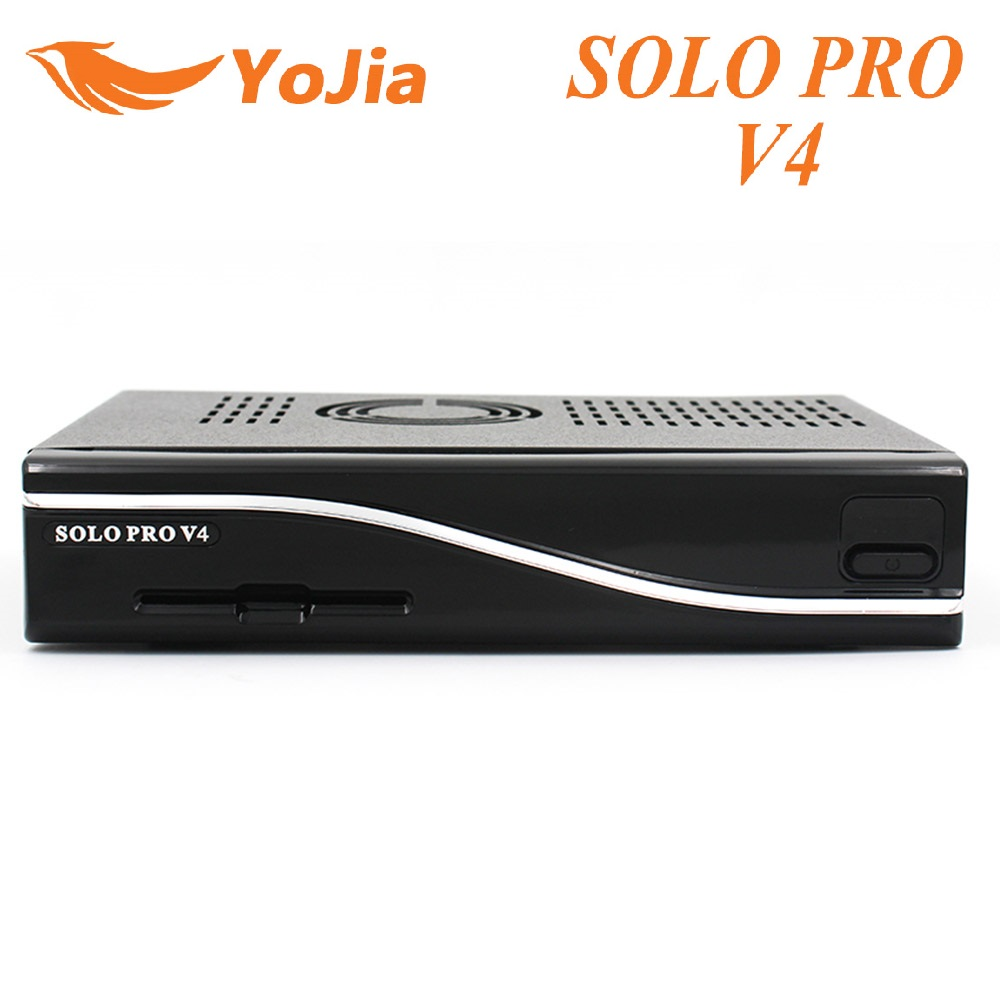 Newest Vu SOLO PRO V4 Digital Satellite Receiver DVB-S2 HD Linux Enigma2 BCM7362 751MHz MIPS Support Blackhole Openpli Openvix 1080p mobile dvb t2 car digital tv receiver real 2 antenna speed up to 160 180km h dvb t2 car tv tuner mpeg4 sd hd