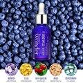Blueberry Milagro suero Anti Arrugas Anti-Envejecimiento de Ácido Hialurónico Colágeno Esencia Pura Blanqueamiento Crema de Día Hidratante cara