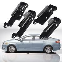 4 PCS For Ford Fusion Lincoln MKZ Zephyr Mercury Milan Interior Door Handle Inside Door Handles Left & Right Car Interior Handle