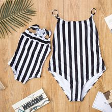 striped mommy and me swimwear family look mother daughter swimsuits family matching clothes outfits mom girls dress bathing suit family swimsuits mommy and me clothes mother daughter swimwear floral bathing suits mom girls matching outfits bikini dress look