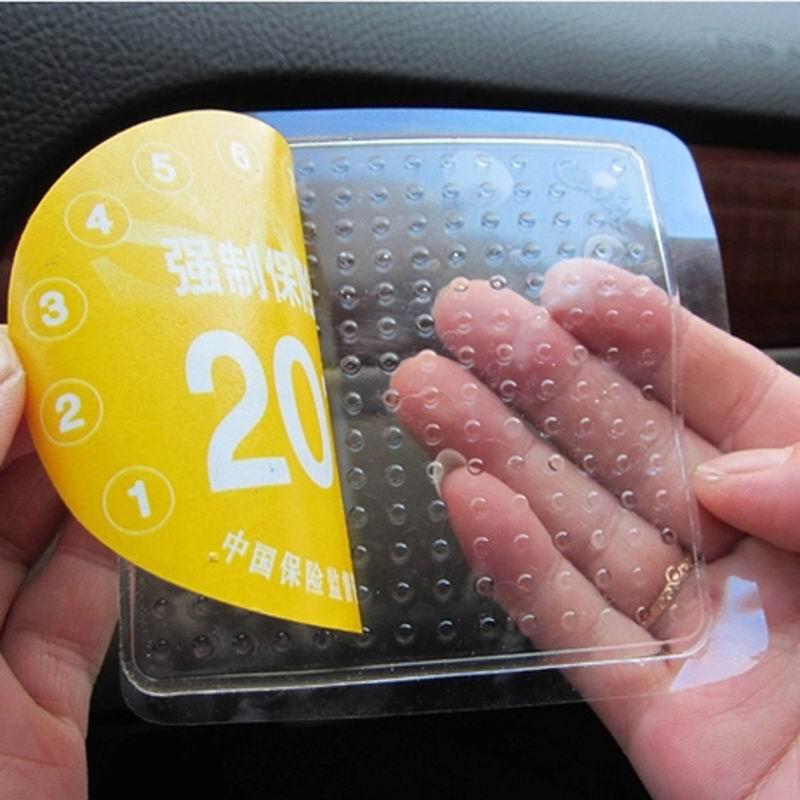 Daugiafunkcinis automobilio elektrostatinis priekinis ženklas - Automobilių išoriniai aksesuarai - Nuotrauka 3