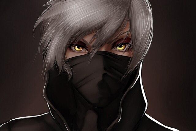 Výsledek obrázku pro anime boy mask