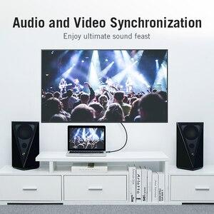 Image 3 - Ventie HDMI 2.0 Kabel HDMI naar HDMI 2.0 HDR 4K @ 60Hz voor HDTV Splitter Switcher Laptop PS3 Projector computer 1 m 3 m 5 m 10 m Kabel