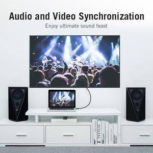 Image 3 - Vention HDMI 2.0 ケーブル HDMI 2.0 HDR 4K @ 60 60hz の HDTV スプリッタスイッチャーラップトップ PS3 プロジェクターコンピュータ 1 メートル 3 メートル 5 メートル 10 メートルのケーブル