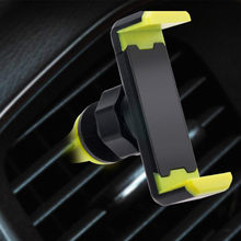 Supporto Del Telefono dell'automobile Per il iphone X XS Max 8 7 6 Samsung 360 Gradi Supporto Mobile Air Vent Mount Car supporto Del Basamento Del Telefono in Auto(China)