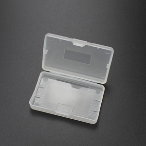 Image 5 - TingDong 20pcs Clear Plastic Game Cartridge Cases Storage Box Protector Holder Cover For Nintendo GBA SP Game Boy GameBoy GBA