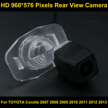 PAL HD 960 576 Pixels Car Parking Rear view font b Camera b font for Toyota
